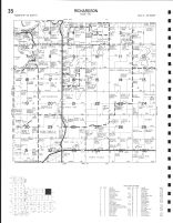 Richardson Township, Morrison County 1987
